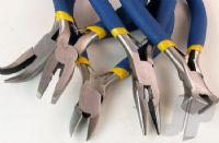 Tools - Mini Pliers Set 5 Piece